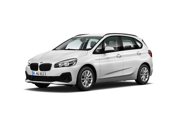 BMW 2er Active Tourer - 216d Advantage Navi.Klimaaut.PDC