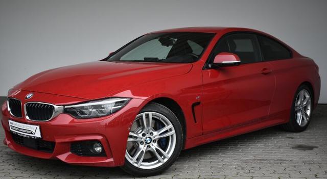 BMW 4er 430dA Coupe M Sport