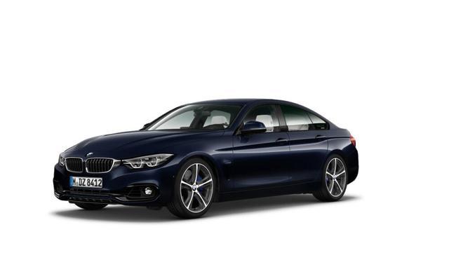 BMW 4er 435dA xDrive Gran Coupè Sport Line NaviProf.HUD.