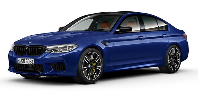 BMW M5 - Competition B&W ACC Massage usw. NP:149.100.-