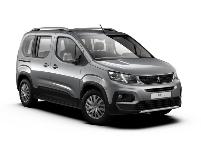Peugeot Rifter - Allure L1 - 1.5l BlueHDi 130 STOP & START 8-Stufen-Automatikgetriebe