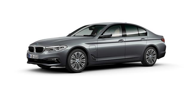 BMW 5er 530e iPerformance Sport Line *Sonderleasing*