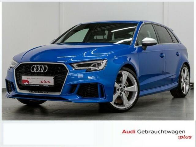 Audi RS3 - Sportback 2.5 TFSI Q LM19 280km/h S-AGA MATR