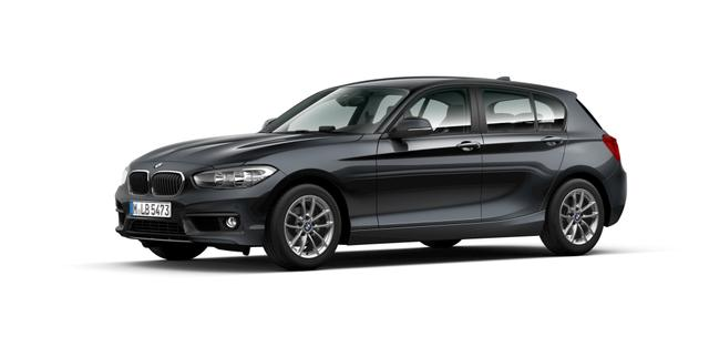 BMW 1er 116d 5-Türer Advantage PDC Navigation Business
