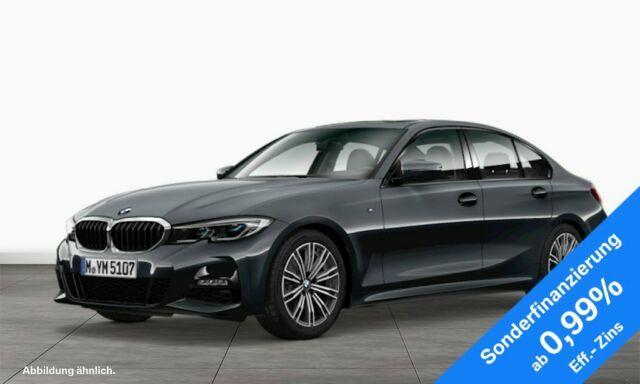 BMW 3er 320d xDrive Limousine EURO6 M Sport HiFi Var. Le