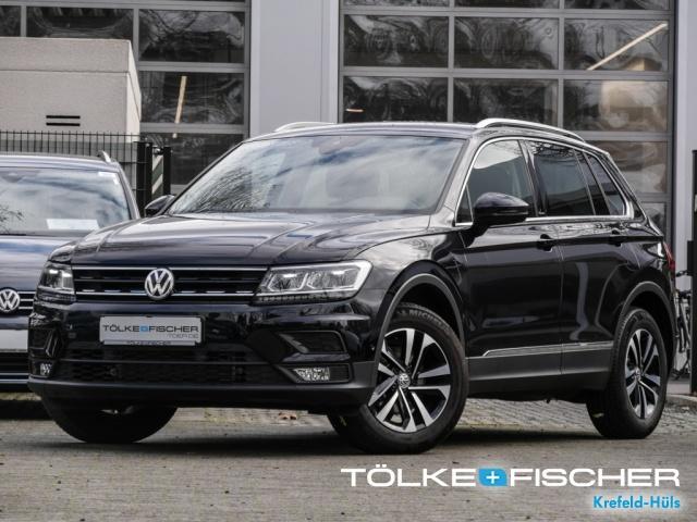Volkswagen Tiguan - 2.0 TDI BMT IQ.DRIVE AHK Navi Sitzheizung