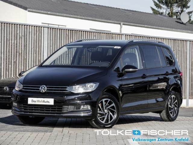 Volkswagen Touran 1.6 TDI BMT DSG Join Navigation Sitzheizung