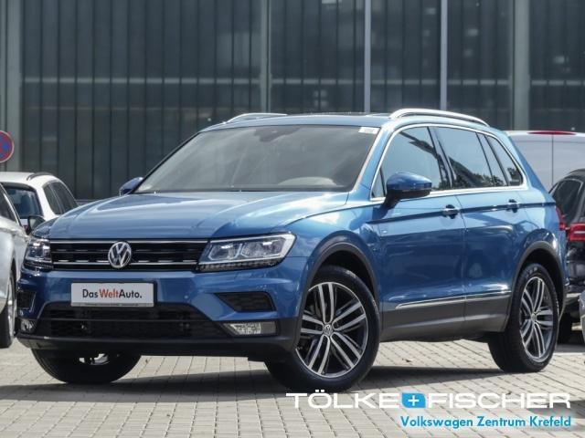 Volkswagen Tiguan - 2.0 TDI BMT Join DSG Navi AHK DAB