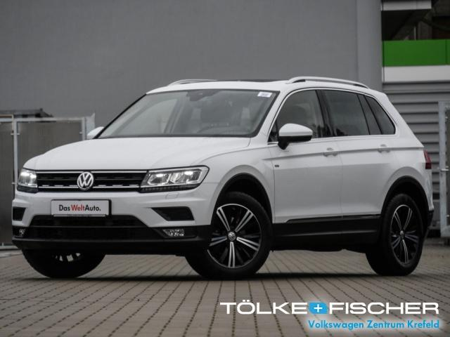 Volkswagen Tiguan - 2.0 TDI BMT Join DSG AHK Panoramadach
