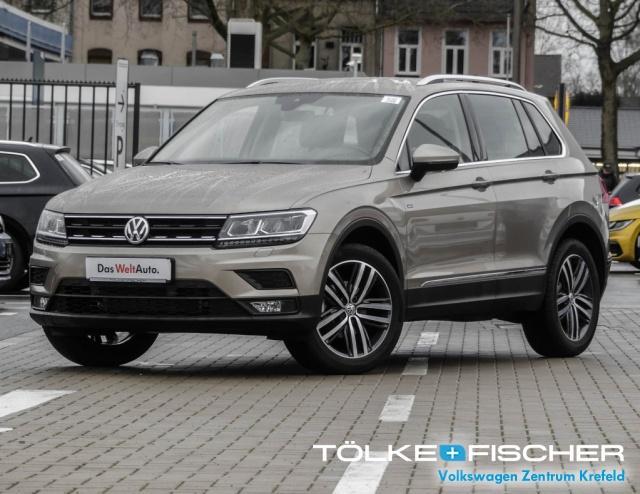 Volkswagen Tiguan 2.0 TDI BMT Join DSG AHK LED