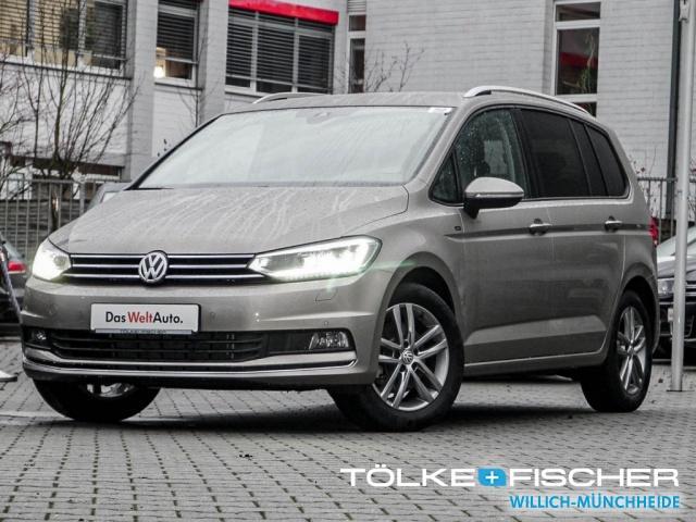 Volkswagen Touran 1.5 TSI Join Navi AHK 5 Sitzer