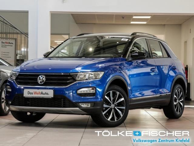 Volkswagen T-Roc 1.6 TDI Style Navi Bluetooth