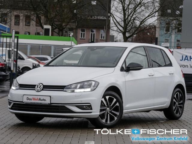 Volkswagen Golf - VII 1.6 TDI BMT IQ.DRIVE DSG Navi Bluetooth