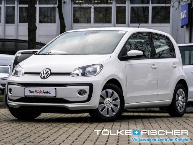 Volkswagen up - up! move 1.0 BMT Klimaanlage Bluetooth