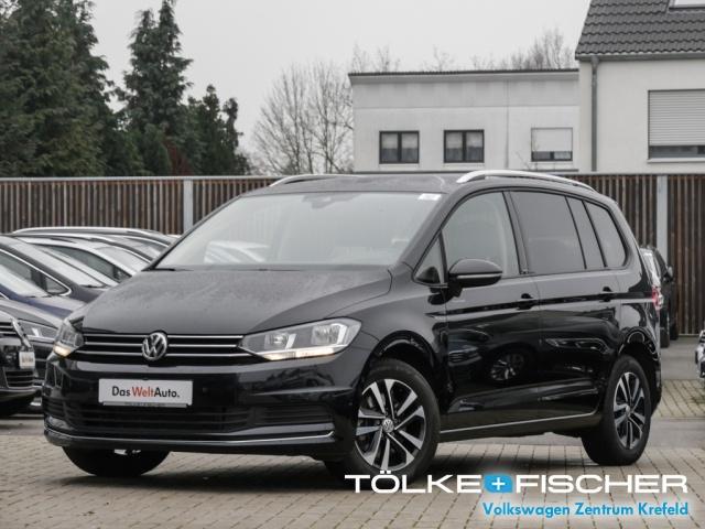 Volkswagen Touran - 1.6 TDI BMT IQ.DRIVE DSG Navigation