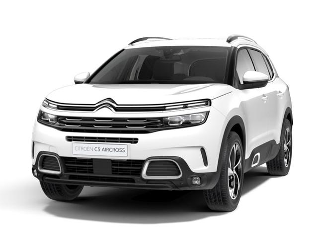 Citroën C5-Aircross - SHINE PureTech 180 S&S EAT8 LED Navigation Einparkhilfe