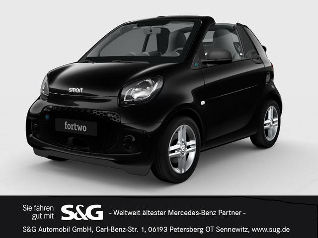 Smart ForTwo - EQ Cabrio Cool & Audio Paket