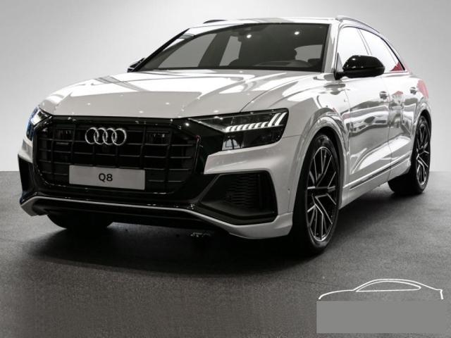 Audi Q8 50 TDI S line quat./tiptr. Sportpaket Navi LED