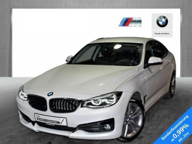 BMW 3er 320i Gran Turismo