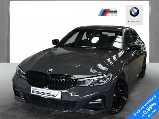 BMW 3er - 320d Limousine EURO6 M Sport Head-Up HK HiFi Var
