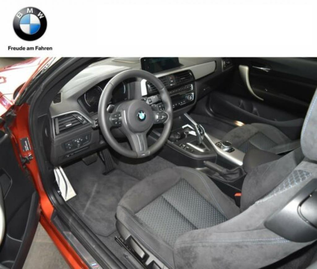 Bmw 220i Coupe: BMW 2er 220i Coupé Modell M Sport Leasing Ohne Anzahlung