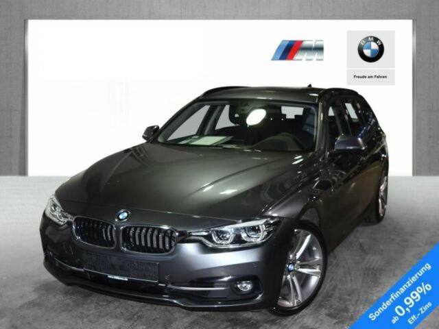 BMW 3er 330d Touring Modell Sport Line