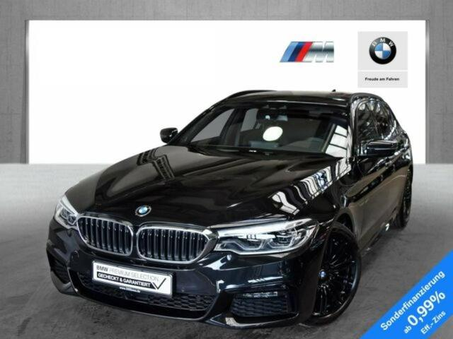 BMW 5er 520d Touring M Sportpaket HiFi LED Pano.Dach Navi Prof.