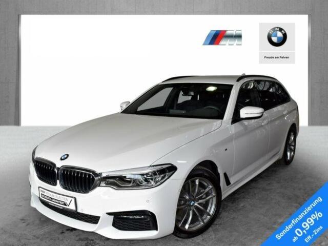 BMW 5er 520d Touring M Sportpaket HK HiFi Dyn. Dämpf