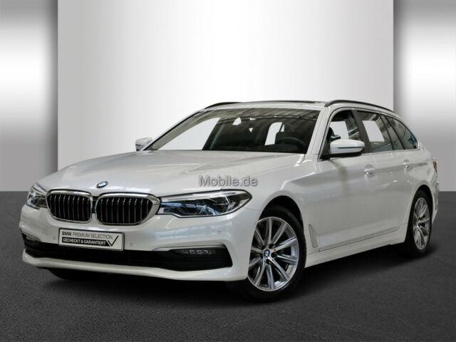 BMW 5er 520d Touring Innovationsp. Navi Prof. Aut. RFT