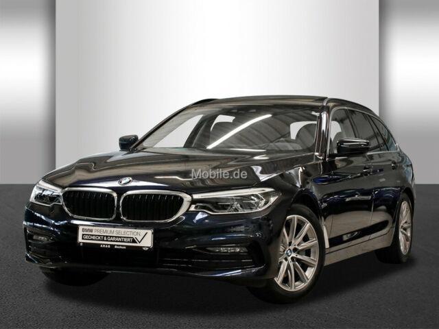 BMW 5er 530d Touring Sport Line Innovationsp. Navi Prof.