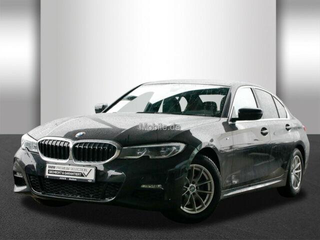 BMW 3er 320d M Sport Innovationsp. Aut. Klimaaut.