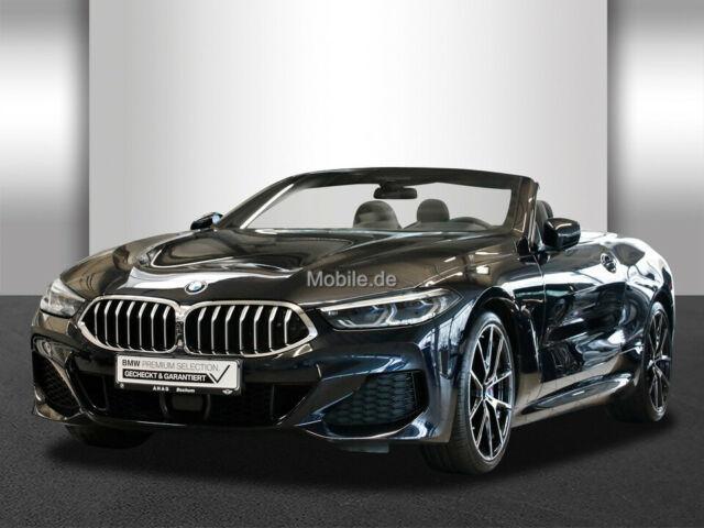 BMW 8er - 840d xDrive Cabrio M Sportpaket Innovationsp.