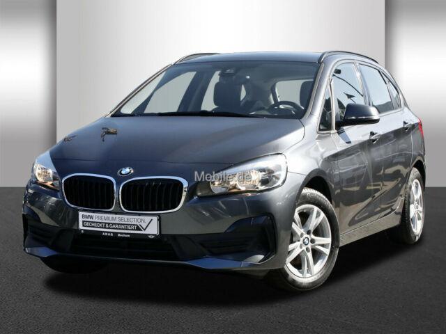 BMW 2er Active Tourer 216d Advantage Klimaaut. AHK PDC