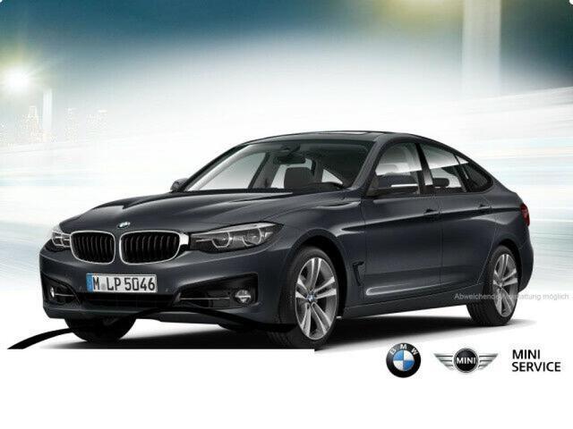 BMW 3er - 320i Gran Turismo Sport Line Automatic Aut. PDC