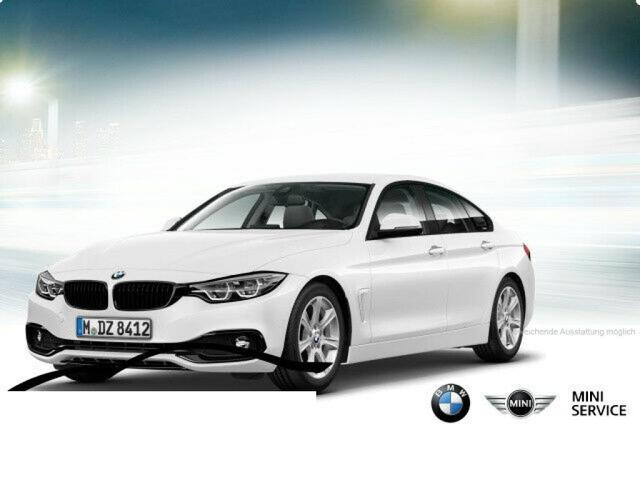 BMW 4er - 420i Gran Coupe Sport Line Innovationsp. Aut.