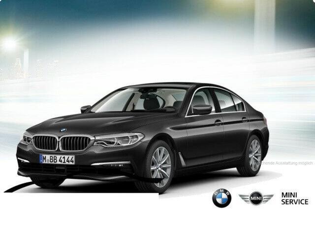BMW 5er - 530d Innovationsp. Navi Prof. Aut. Klimaaut. AHK