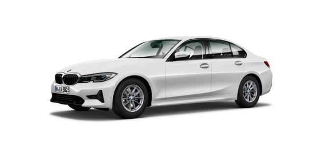 BMW 3er 320d SAG Sport Line DAB*WLAN*Komfortzugang*LED