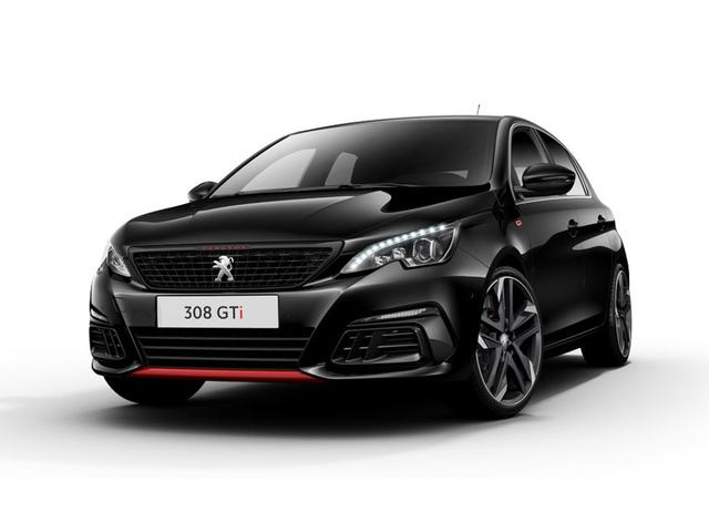 Peugeot 308 - GTi by Sport 262 PS - Einparkhilfe Navigation LED