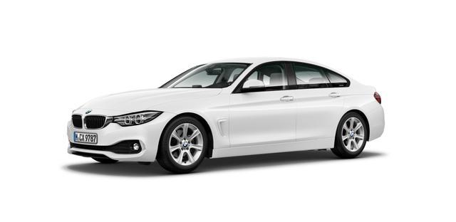 BMW 4er 420dA Gran Coupe