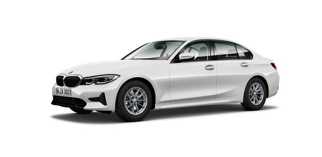 BMW 3er 320d Limousine Sport Line LED. HiFI. Navi