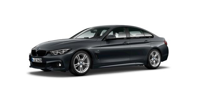 BMW 4er 420d Gran Coupé M Sport *WIR SIND FÜR SIE DA*
