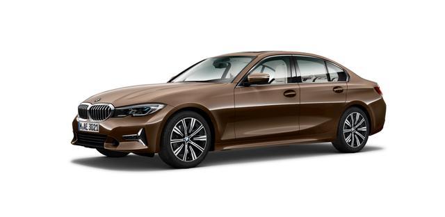 BMW 3er 320d xDr G20 Luxury Line *WIR SIND FÜR SIE DA*