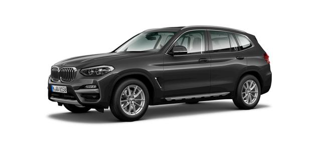 BMW X3 - xDrive20dA xLine Navi.LED.HUD.Sportsz.GSD.AHK