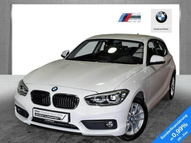 BMW 1er 116i 3-Türer EURO6 Advantage DAB LED Tempomat AH