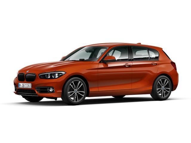 BMW 1er - 118 i Advantage EU6d-T LED Navi Keyless Rückfahrkam. PDC LED-Tagfahrlicht