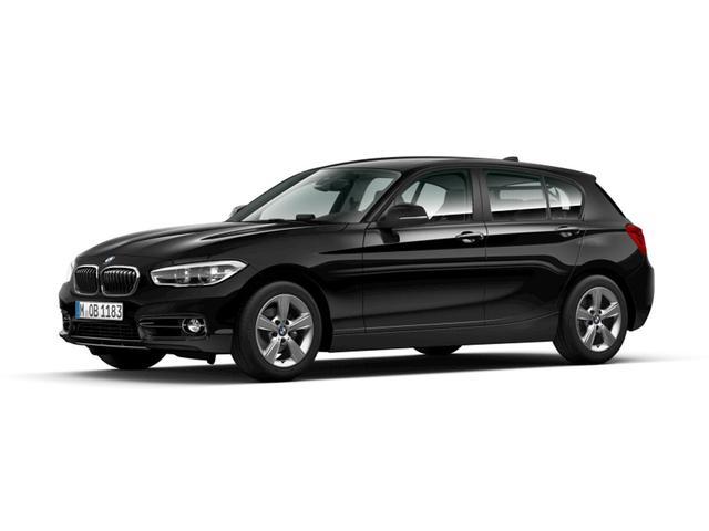 BMW 1er 118d 5-Türer Advantage LED Navi Bus. Sp.Limit
