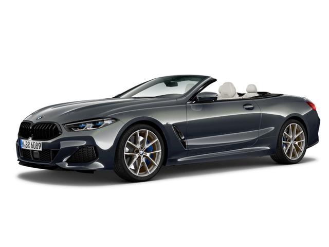 BMW 8er - M8 Cabrio B&W Surround Competition P. DAB Alarm