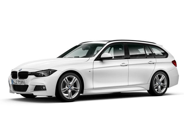 BMW 3er 320d Touring M Sport Head-Up HiFi DAB Pano.Dach EURO 6