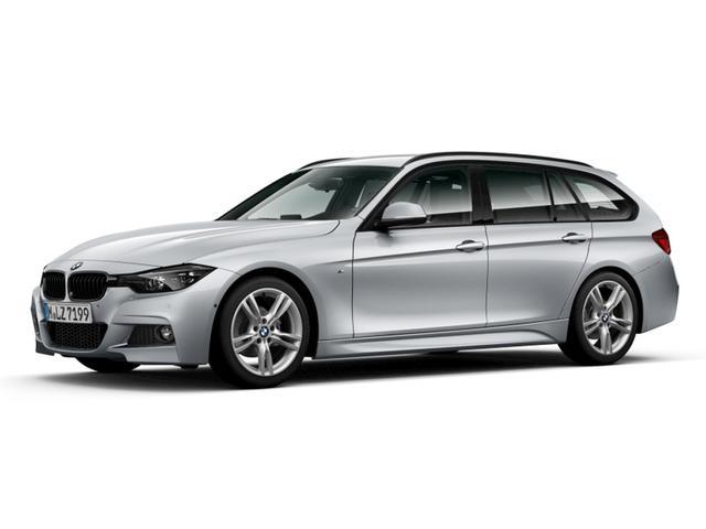 BMW 3er 316d Touring Advantage LED Navi Bus. Fl.Ass. EURO 6