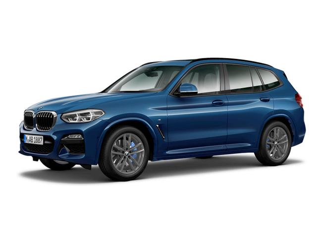 BMW X3 - M40d M Sportbr. Head-Up HK HiFi DAB LED RTTI EURO 6